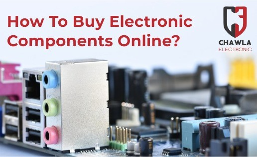 buy electronic components online