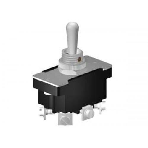 Heavy Duty Toggle Switches 10A DPDT Momentary (CE646)