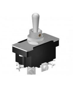 Heavy Duty Toggle Switches 6A DPDT Momentary (CE645)