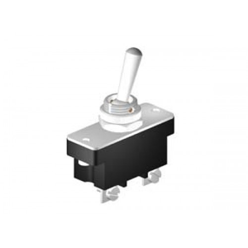 Heavy Duty Toggle Switches 6A SPDT On-On (CE653)