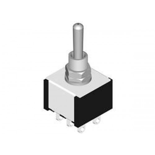 Miniature Toggle Switch SPST On OFF 1.5 A (CE680)