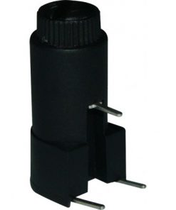 PCB Fuse Holder, PCB Mounting Fuse Holder, Vital Part Code : PBF 3 Nominal Rating : 6.3A/250V, Fuse Link : 5 mm X 20 mm,