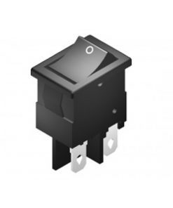 Rocker Switch 4A RS-2 DPST On Off (CE297)