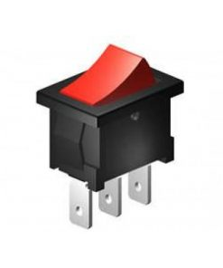 Rocker Switch Small 4A SPDT On On (CE301)