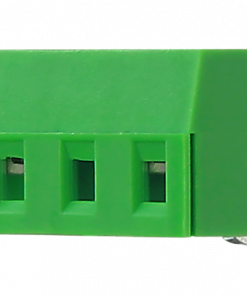 Series 5075RA/3 - 3 Way Screw Type Right Angle Mounting Connector in 7.50 mm Pitch