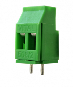 Series 508SB-2 - 2 Way Screw Type Sealed Base Connector in 5.08 mm Pitch and 19.00 mm Height