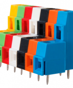 Series 58DDS - Single Way Screw Type Double Decker Connector in 5.08 mm Pitch and 19.10 mm Height