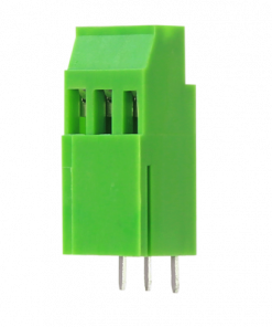 Series DDR/3 - 3 Way Screw Type Double Decker Rear Connector in 5.08 mm Pitch and 31.40 mm Height