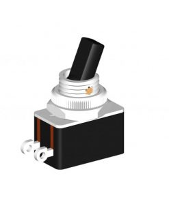 Toggle Switch 2A SPST Commercial (CE702)