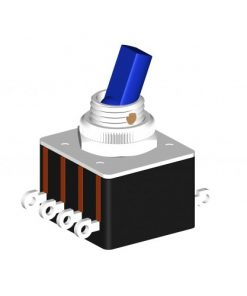 Toggle Switch 5A DPDT (CE602)