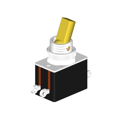 Toggle Switch 5A SPDT (CE613)