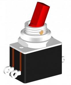 Toggle Switch 5A SPST (CE639)