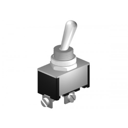 Toggle Switches Standard 10A SPST On-Off (CE615)