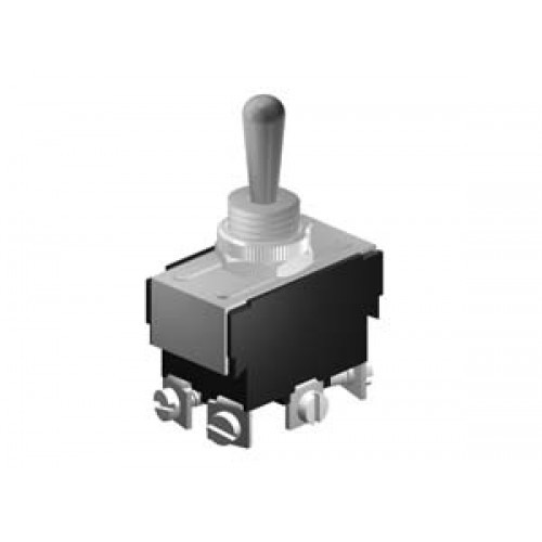 Toggle Switches Standard 15 Amp DPDT On Off On (CE603)