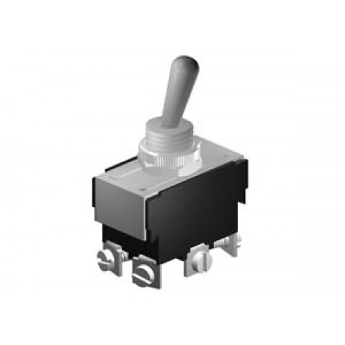 Toggle Switches Standard 6A DPDT On On (CE617)