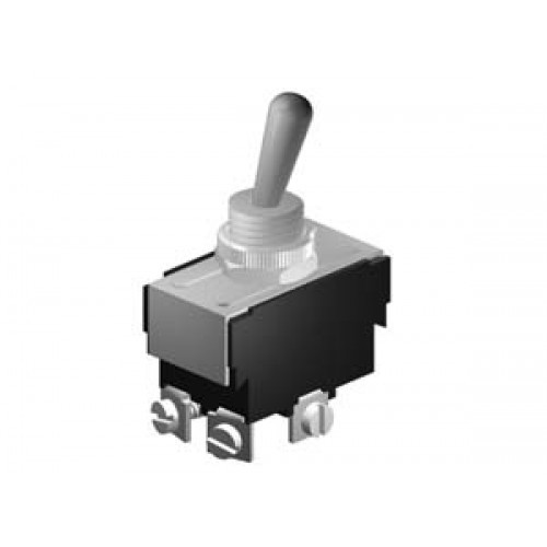 Toggle Switches Standard 6A DPST On Off (CE618)