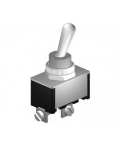 Toggle Switches Standard 6A SPST On-Off (CE621)
