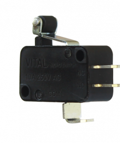 VMS-L-SR2-D3 (Roller Lever Microswitch with Solderable Terminal - 300 to 350 gram Operating force)