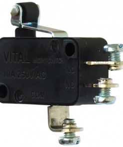VMS-S-SR2-D3 (Roller Lever Microswitch with Screw Terminal - 300 to 350 gram Operating force)