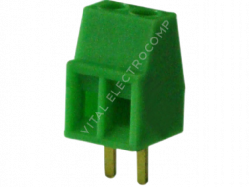 Way Screw Type Connector in 2.54 mm Pitch