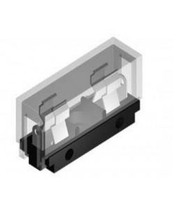 fuse holder stackable with pc cover CE258