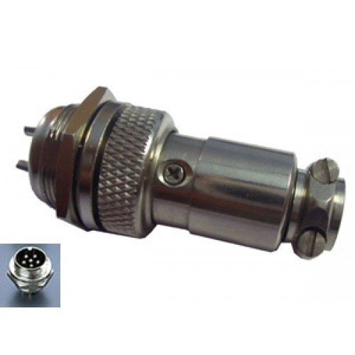 round-shell-connector-16mm-6way-CE129