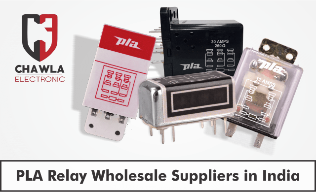 PLA Relay Suppliers in India
