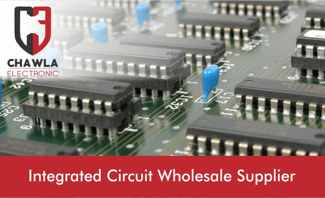 Integrated Circuit Wholesale Suppliers in India
