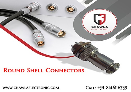 Round Shell Connectors