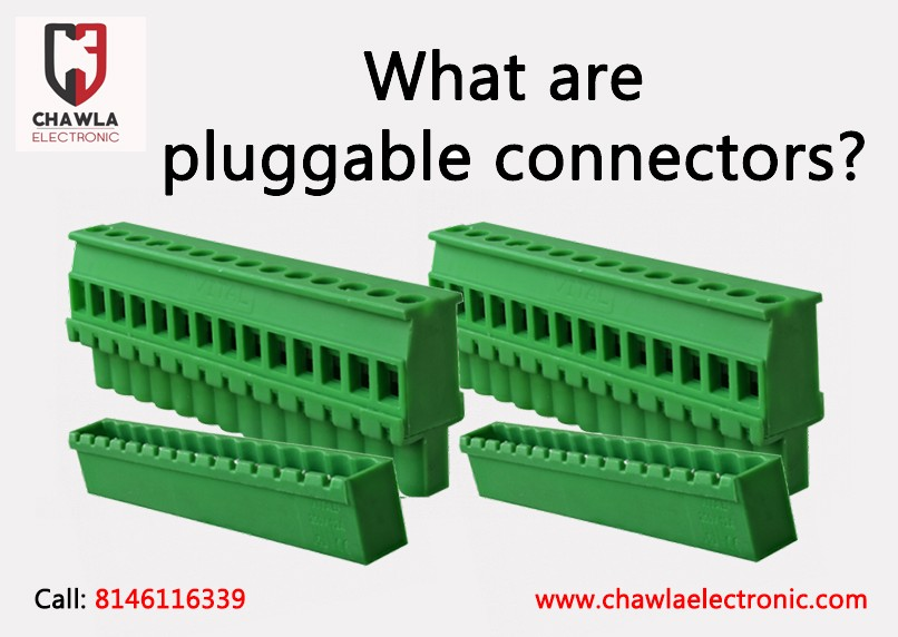 what are pluggable connectors