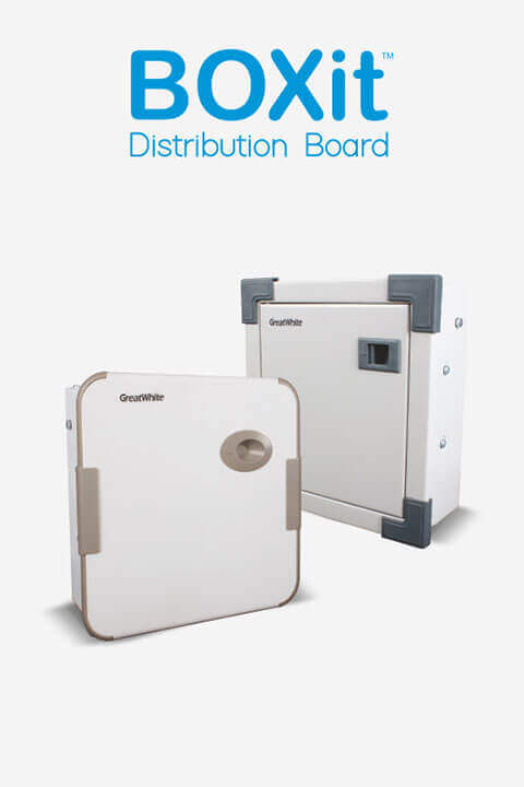 home distribution boards